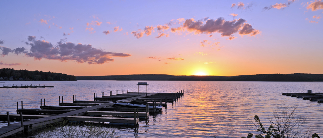 Lake Wallenpaupack's Downtown