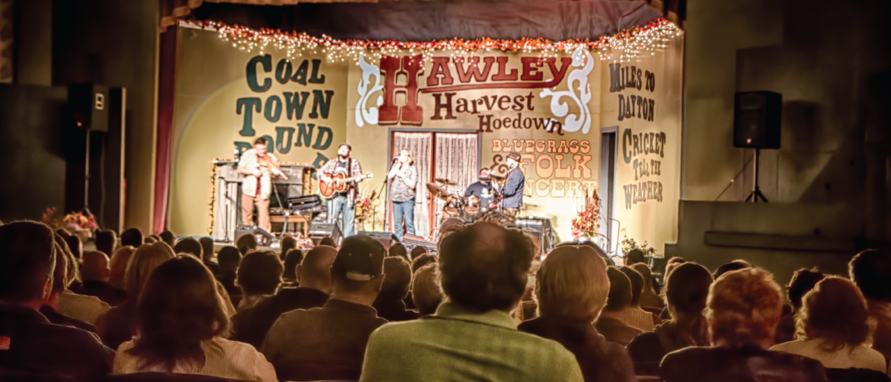 Oct 14 | The Hawley Harvest Hoedown