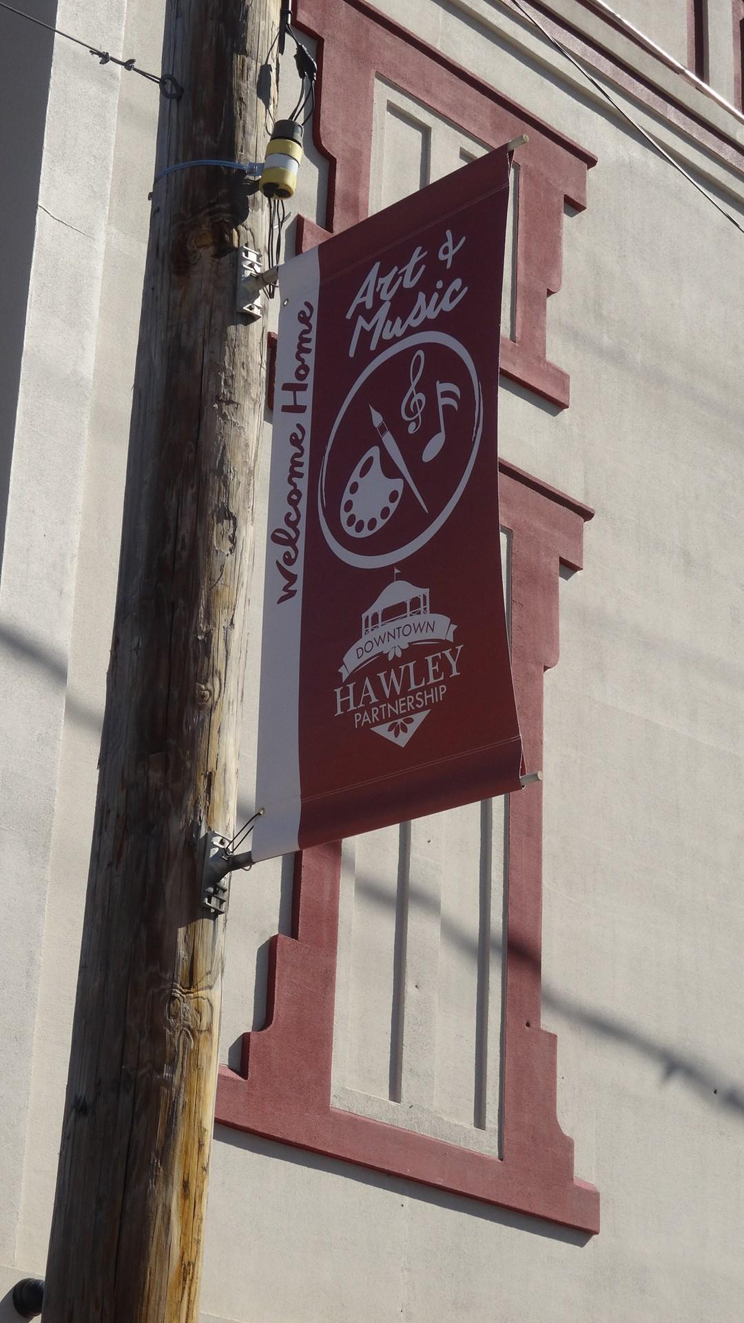 Hawley Banners