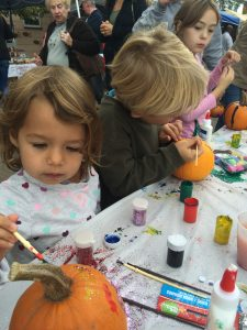Hawley Harvest Hoedown Pumpkin Decorating