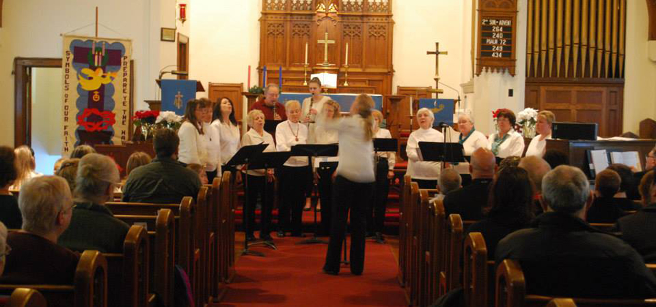 Hawley Winterfest Choir