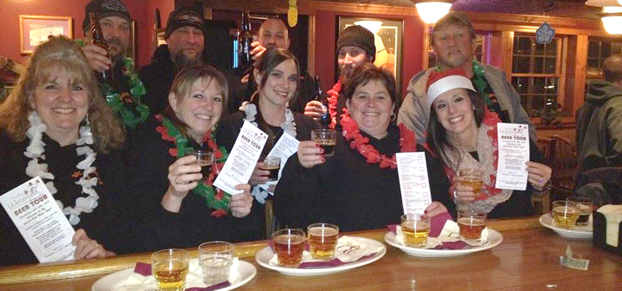 Hawley Winterfest Happy Hour at the Pub