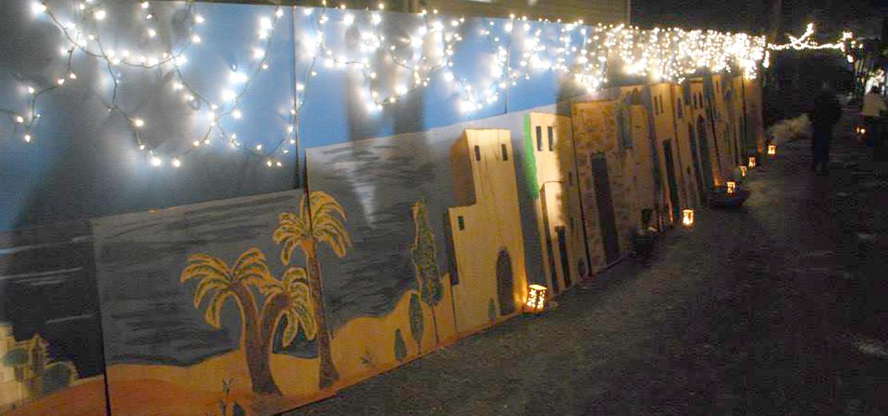 Hawley Winterfest Road to Bethlehem