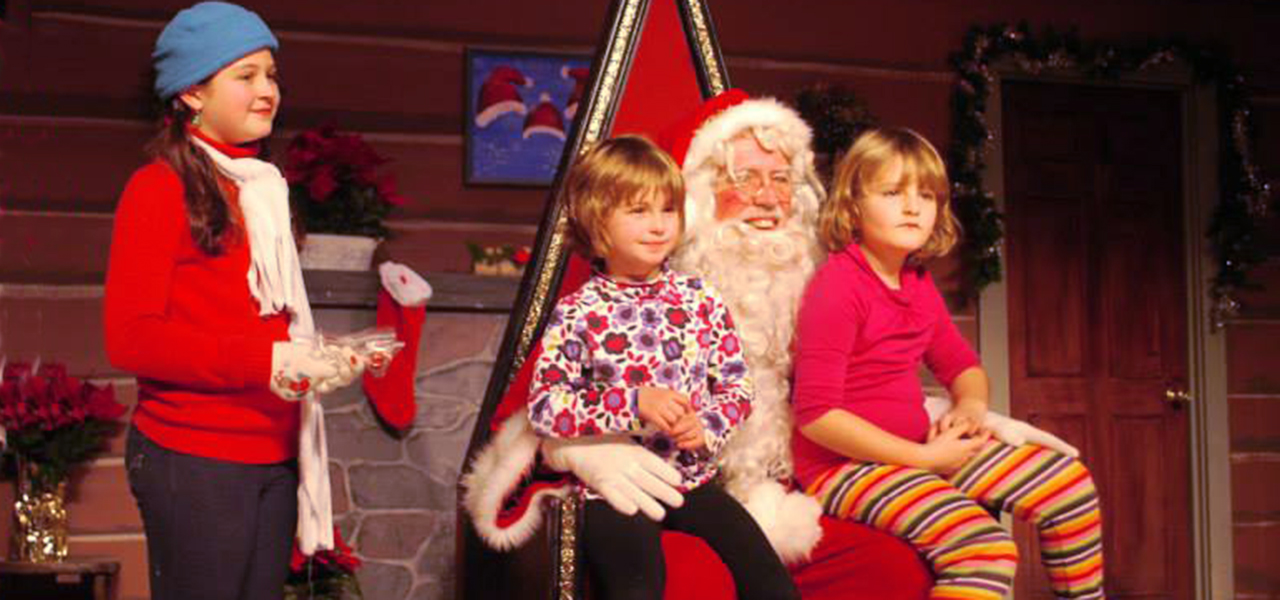 Hawley Winterfest Santa Claus